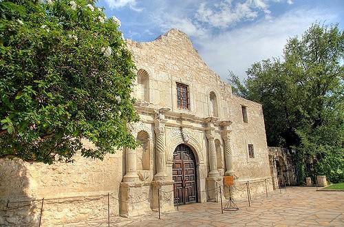 Alamo poem